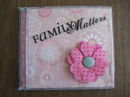 small scrapbook album cd mini album