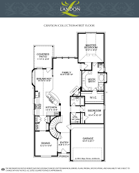 landon homes floor plans the enclave at lakeview by landon homes gw estates u0026 homes inc