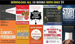 top 10 essential books on storytelling copywriting and marketing