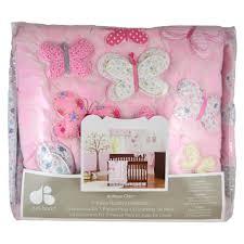 just born antique chic 7 piece crib bedding set babies