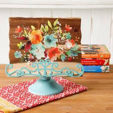 Under Cabinet Cookbook Holder Plans The Pioneer Woman Willow 10 4 Inch Cookbook Holder Walmart Com
