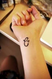 image detail for cursive letter j tattoo submited images pic 2