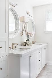 Gray Bathroom Vanity Wyndenhall Dubois 24 Inch White Bath Vanity With White Quartz