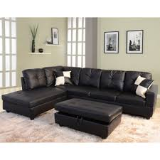 Faux Leather Sectional Sofa With Chaise Sectional Sofa Design Best Album Of Faux Leather Sectional Sofa