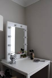 vanity dresser with lighted mirror hilarious makeup lighted mirror home design ideas together with