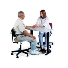 hausmann hand therapy table hausmann industries hand therapy table model 6282 each