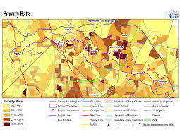 Umd Maps The National Center For Smart Growth Research And Education