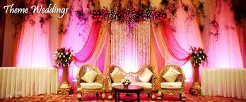 theme wedding theme weddings in goa add style to your big day