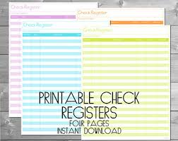 check registries check register etsy