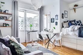 24 studio apartment ideas and design that boost your comfort Apartment Design Ideas