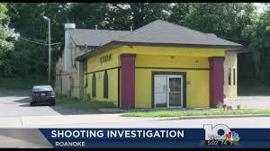 halloween city roanoke va roanoke police identify 3 officers man shot in