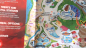 Six Flags America Map six flags map youtube