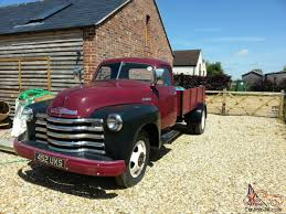toyota uxs 1948 49 classic chevrolet load master pick up truck rhd tax and