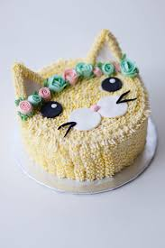 flower cakes flower crown cat cake coco cake land cake tutorials cake