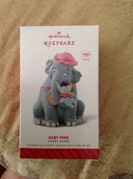 baby mine dumbo ornament hallmark keepsake 2014 from sort it