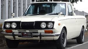 widebody toyota truck toyota corona mark ii classic pick up for sale