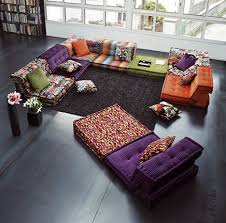 Colorful Living Room Furniture Sets Colorful Furniture Sets For Creative Living Room Interiors