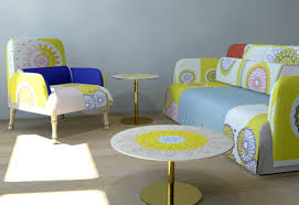 Colorful Chairs For Living Room Colorful Furniture By Moroso