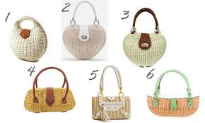 wicker handbags for any budget hampton ivy