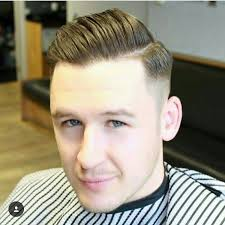 mens hair cuts for wide face cool 25 classy military haircut styles choose yours macho