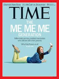 Me Me Me Me Me Me Me Me Me - image 542369 time magazine cover me me me generation know