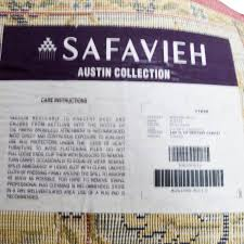 Professional Rug Cleaning Austin 50 Off Safavieh Safavieh Austin Red Beige And Blue Area Rug