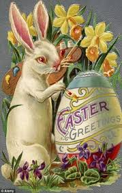 Easter Decorations Shop by Easter Egg Decorated Trees Posted By Ye Olde Friars At 5 17 Pm