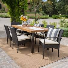 acacia patio furniture outdoor seating u0026 dining for less