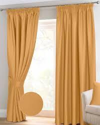 mustard yellow herringbone chevron blackout curtains pair pencil