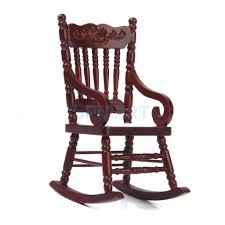 Wooden Rocking Chairs by Online Get Cheap Miniature Rocking Chair Aliexpress Com Alibaba