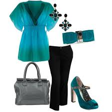 polyvore casual plus size business casual polyvore