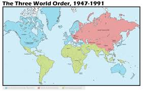 Cold War Germany Map by Cold War And War On Terror Casualties And De Escalation