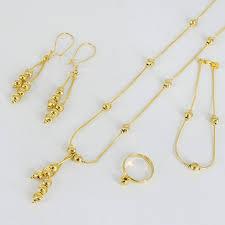 necklace bracelet earring ring images Buy anniyo small beads necklace bracelet earrings jpg