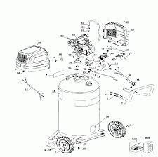 sears craftsman 919 167600 u0026 919 167700 air compressor parts