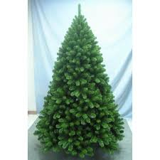7ft slim green montreal pine tree poundstretcher 7ft
