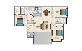 the rio grande 1 2 and 3 bedroom floor plans are available for