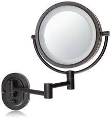 small mirror with lights 59 most class small vanity mirror with lights best magnifying light