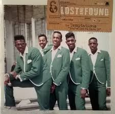 cd album the temptations lost found you ve got toe earn it