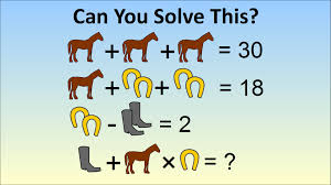 only a genius can solve
