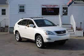 lexus is 2009 2009 lexus rx 350 awd 4dr suv in middleboro ma priority pre