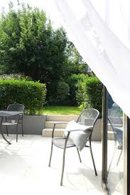 Patio Net Curtains by How To Make Net Curtains Work In A Modern Interior U2014