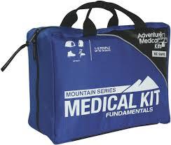 adventure medical fundamentals plus first aid kit