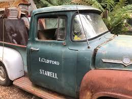 rare 56 f100 australia right hand drive ford truck enthusiasts