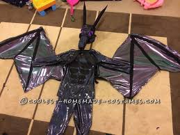 Minecraft Costume Minecraft Ender Dragon Costume With Articulated Wings