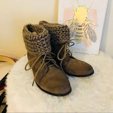 sweater boots 44 russe shoes sweater top ankle boots from