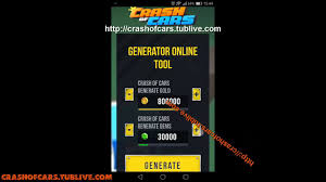 cheats crash of cars hack get free gold gems work android ios