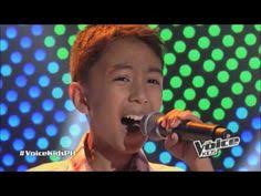 Best Voice Blind Auditions Juan Karlos Labajo Blind Audition The Voice Kids Philippines