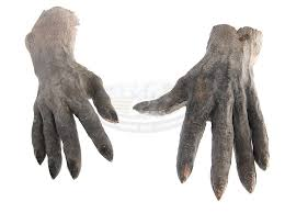 Halloween Costumes Jeepers Creepers Jeepers Creepers Creeper U0027s Costume Hands Screenused