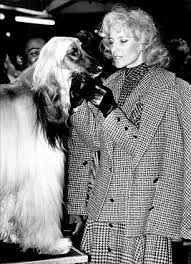 afghan hound breeders victoria how princess michael of kent isn u0027t too posh to pick up after her