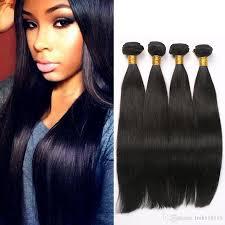 cheap 2017 latest hair styles malaysian straight hair 100 virgin